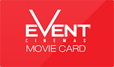 Red Movie Gift Card