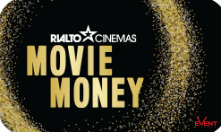 Rialto Cinemas Book of 10 - Adult