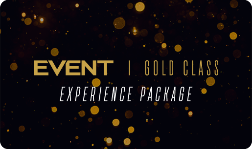 Gold Class Experience Package