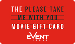 Please Take Me With You Gift Card