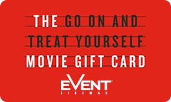 Go On And Treat Yourself Gift Card