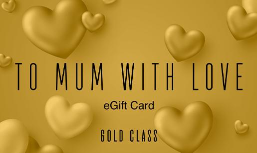 EVENT Mother's Day Gold Class eGift Card