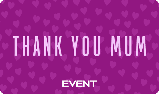 EVENT Mother's Day Gold Class Thank You eGift Card