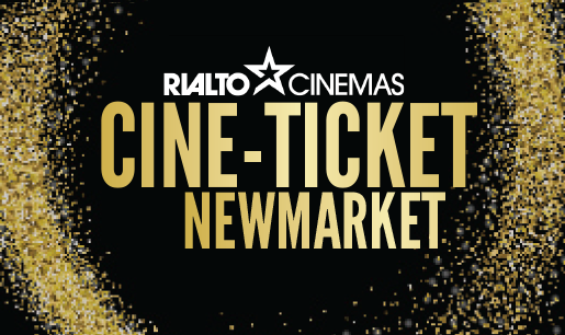 Rialto Cinemas Newmarket Book of 5 - Adult