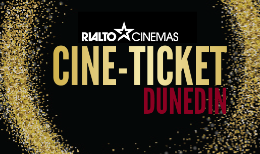 Rialto Cinemas Dunedin Book of 5