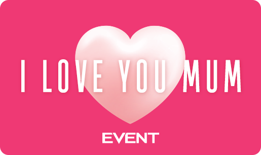EVENT Mother's Day Heart eGift Card