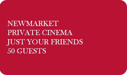 Rialto Cinemas Newmarket - Private Booking