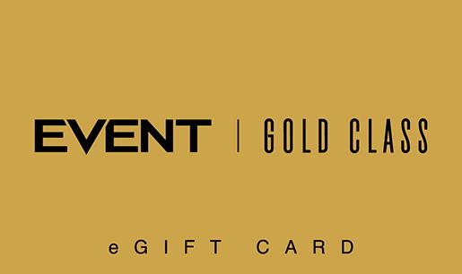 EVENT Gold Class eGift Card