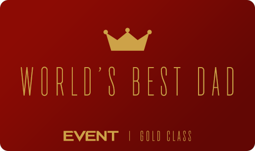 $50 Father's Day Gold Class eGift Card