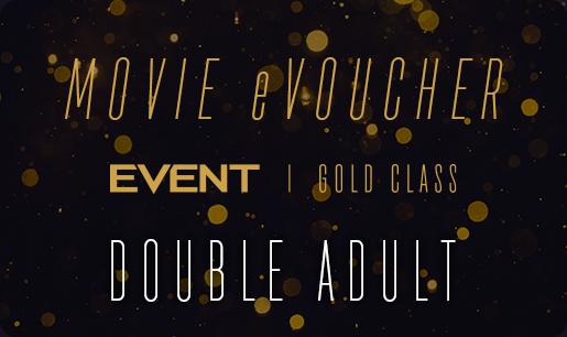 Movie eVoucher Double Gold Class