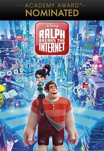 ralph wrecks the internet