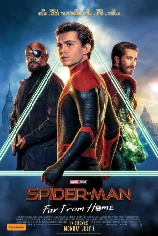 6455673cfd Spider-Man: Far From Home - Event Cinemas